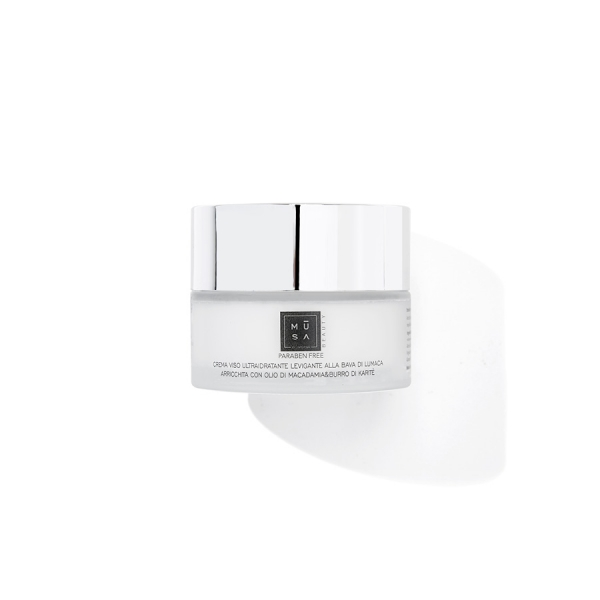 Smoothing Snail Face Cream