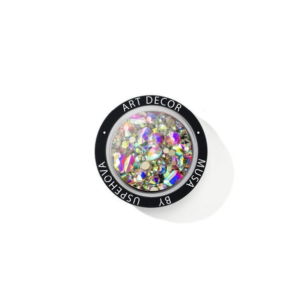 Crystal Stone Multicolor Mix
