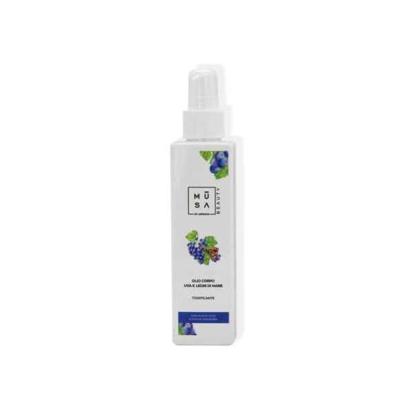 Body Oil Grape and Sea Woods