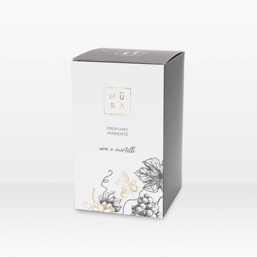 Profumo Ambiente Uva & Mirtilli 250ml