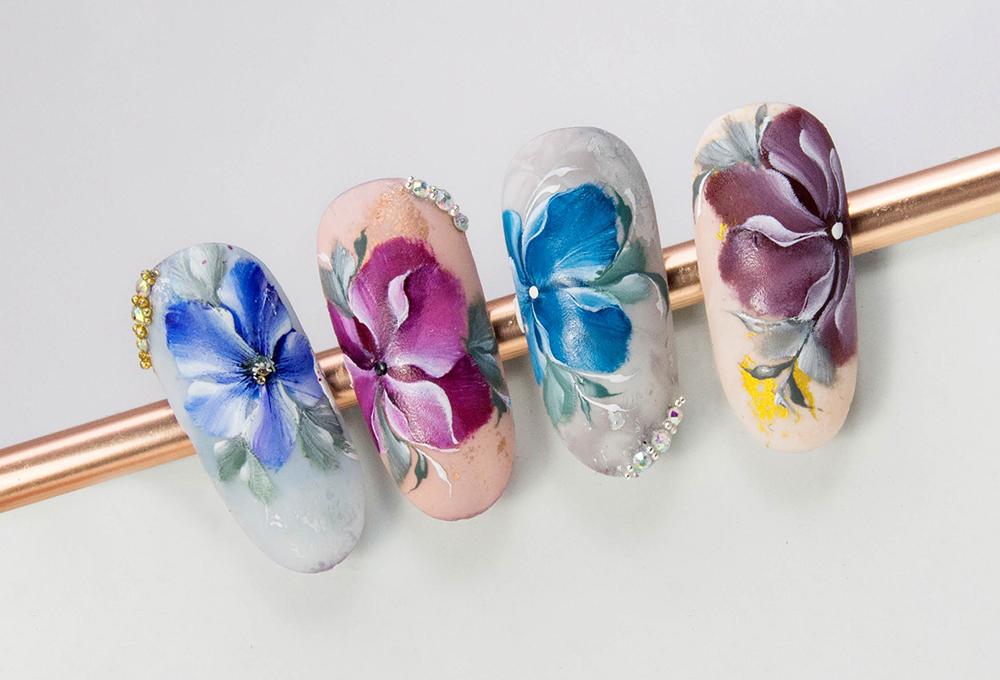 Flower's Shades