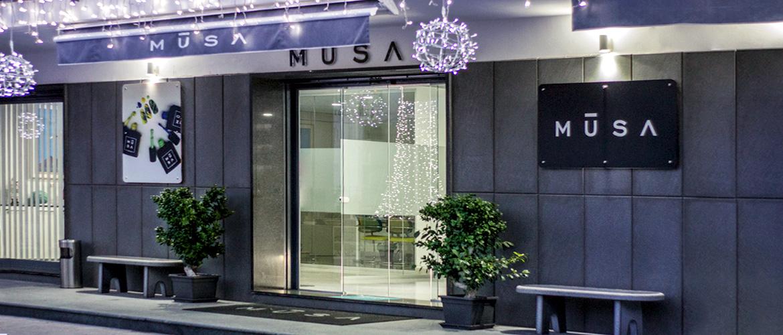 Apri un Musa Store