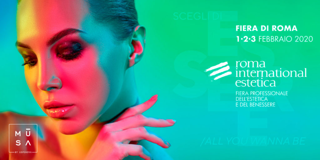 Musa Nails al Roma International Estetica
